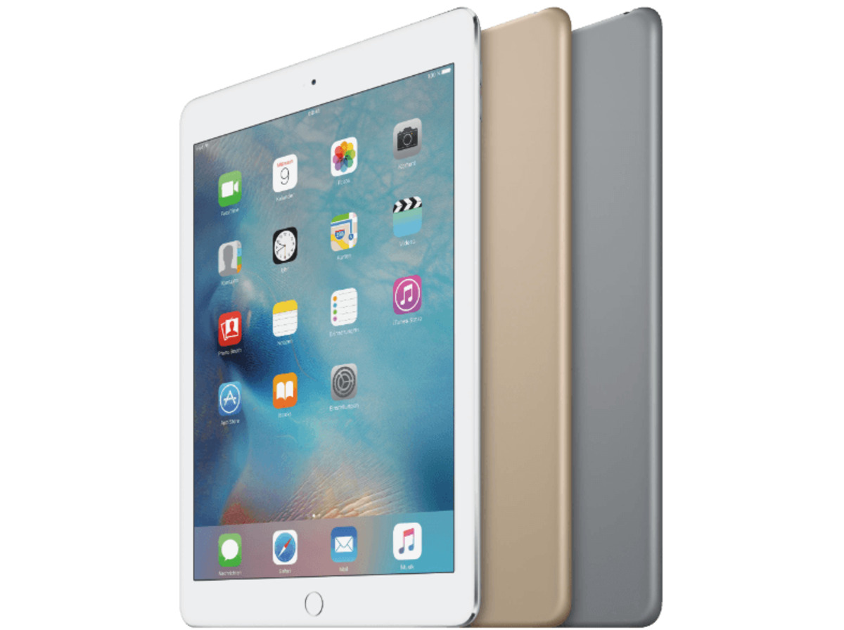 apple ipad air 2 64gb silber 9 7 zoll 64 gb speicher. Black Bedroom Furniture Sets. Home Design Ideas