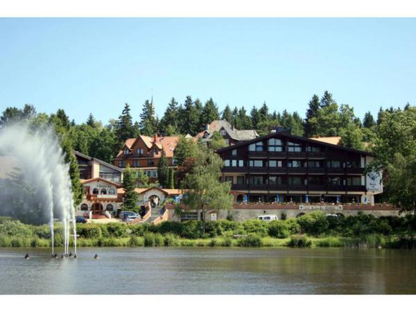 Deutschland Harz Hahnenklee Hotels Am Kranichsee