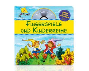 Kinderliederbuch mit CD