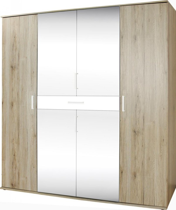 poco kleiderschrank angebot kleiderschrank von poco. Black Bedroom Furniture Sets. Home Design Ideas