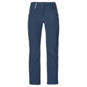 Jack Wolfskin Stella Softshell Winter Pants XL (176) blau