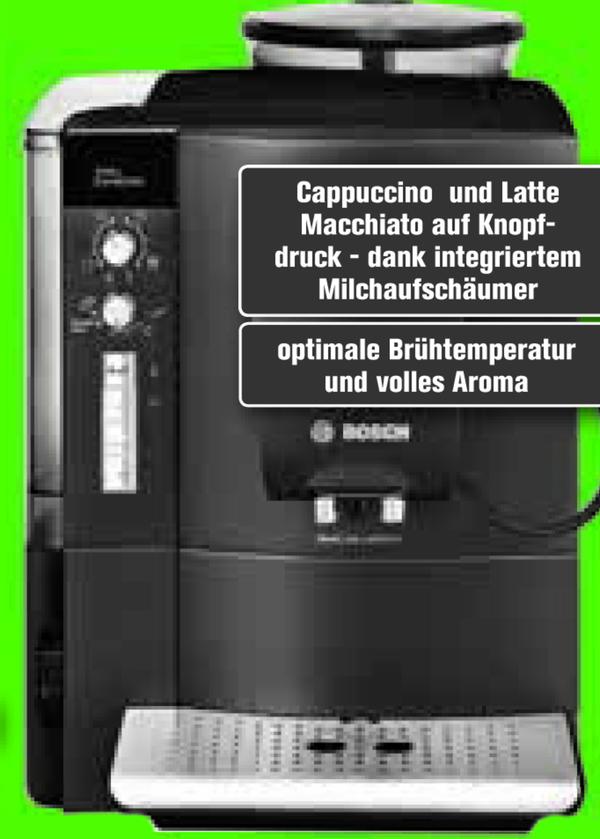 bosch kaffeevollautomat tes 51553 von alphatecc ansehen. Black Bedroom Furniture Sets. Home Design Ideas