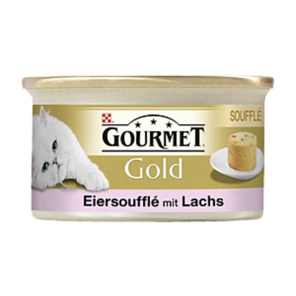 gourmet gold eiersouffl mit lachs 85g von rewe ansehen. Black Bedroom Furniture Sets. Home Design Ideas