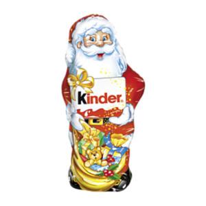 Kinder Schokolade Weihnachtsmann 110g
