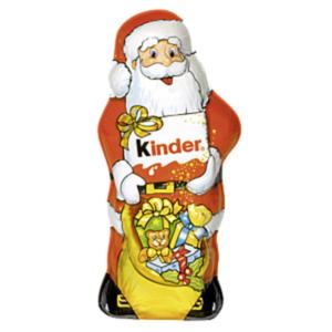 Kinder Schokolade Weihnachtsmann 160g