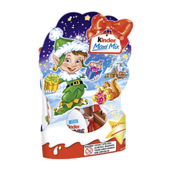 kinderschokolade weihnachtsmann