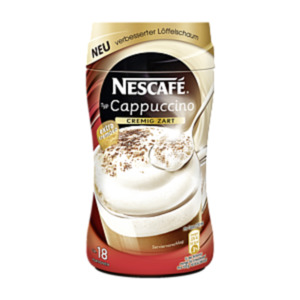 Nescafé Cappuccino gesüßt 250g
