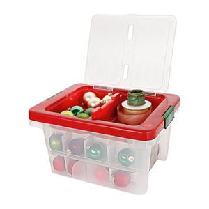 Box für Weihnachtskugeln