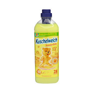 """Kuschelweich              Weichspülerkonzentrat """"Sommerliebe"""""""