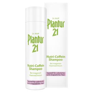 Dr. Wolff Plantur 21              Nutri-Coffein Shampoo