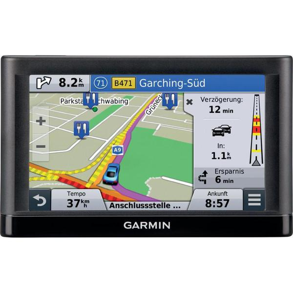 garmin n vi 65 lmt navigationsger t 15 4 cm 6 zoll. Black Bedroom Furniture Sets. Home Design Ideas