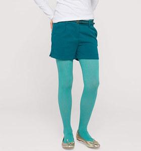Mädchen Shorts-Set in türkis