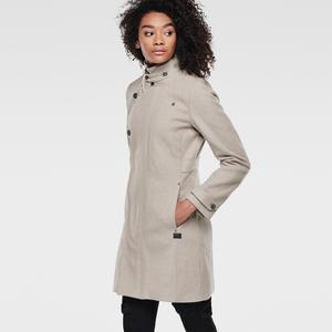 Minor Wool Slim Coat