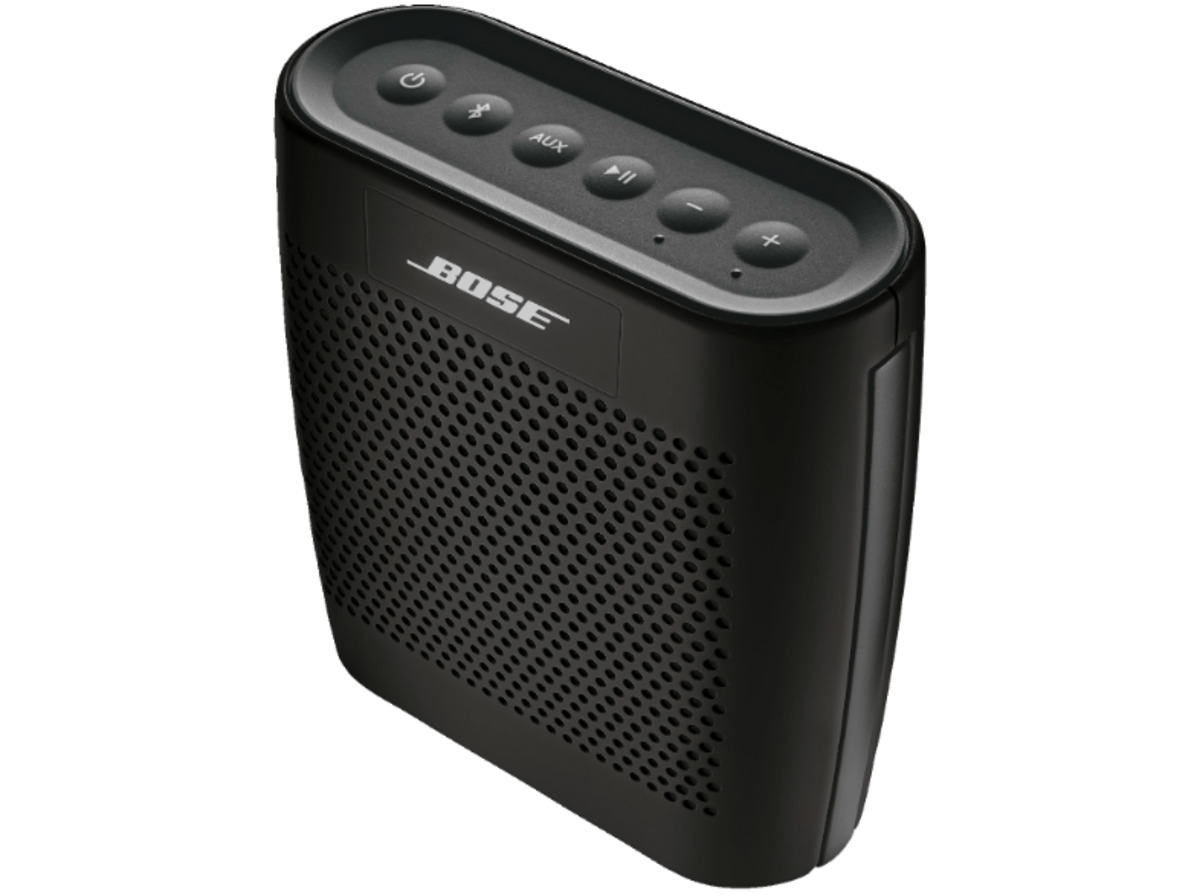 bose soundlink colour bluetooth lautsprecher schwarz von saturn ansehen. Black Bedroom Furniture Sets. Home Design Ideas