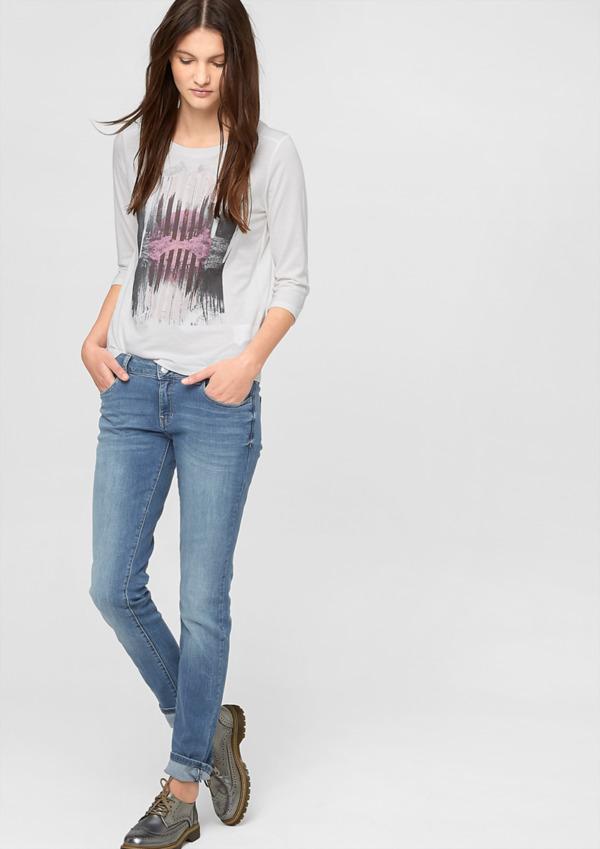 catie slim elastische used jeans von s oliver ansehen. Black Bedroom Furniture Sets. Home Design Ideas