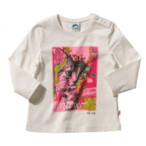 Eat Ants Baby Langarmshirt für Mädchen