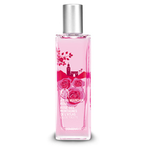 Atlas Mountain Rose Eau de Toilette