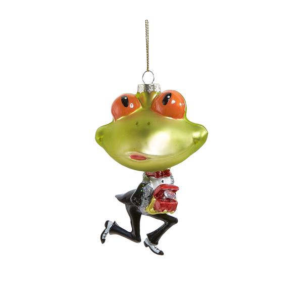 Christbaumschmuck Frosch Von Ansehen Discounto De