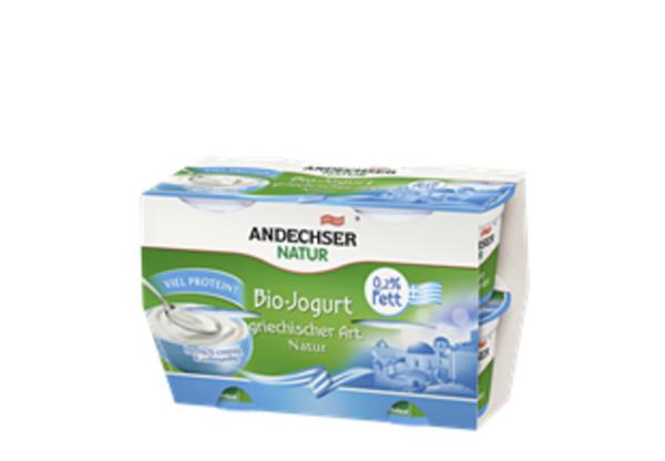 Griechischer Joghurt 2 Fett