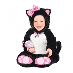 Kinderkostüm - Plüsch Katze