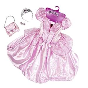 Toys R Us Dream Dazzlers - Prinzessinnen Kostüm+Accessoires  pink 3-6 Jahre