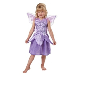 Toys R Us Dream Dazzlers - Gartenfee Kleid lila 3-6 Jahre