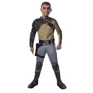 Rubies Star Wars Rebels - Kinderkostüm Kanan Deluxe, Größe M