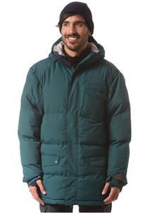 Westbeach Cambie Snowwear Puffer - Schneebekleidung für Herren - Grün