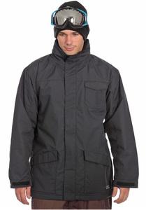 Ocean & Earth Drift Jacket - Snowboardjacke für Herren - Schwarz