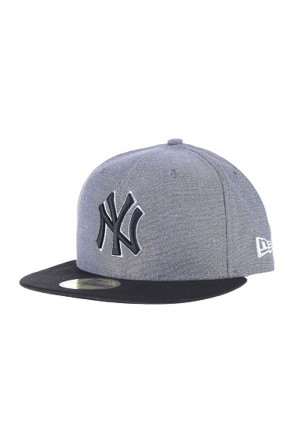 f91ec6d4a64 NEW ERA Multi Ox 2 New York Yankees - Fitted Cap Schwarz von Planet ...