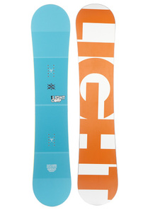 Light Twitch 147 cm - Snowboard Weiß
