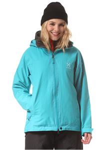 Haglöfs Utvak II - Snowboardjacke für Damen - Grün