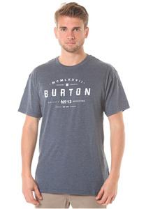Burton Numeral Slim - T-Shirt für Herren - Blau