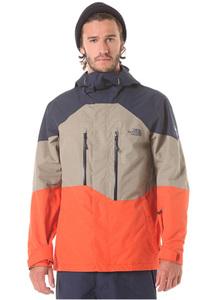The North Face Free Thinker - Snowboardjacke für Herren - Mehrfarbig