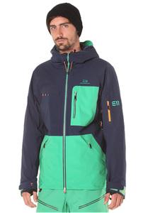 State OF Elevenate Lavancher - Snowboardjacke für Herren - Blau