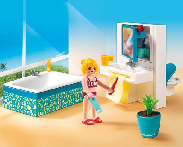 PLAYMOBIL® 5577 Modernes Badezimmer