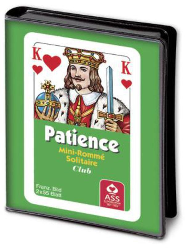 patience legen online