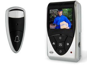 Smartwares Digitaler Türspion VD24