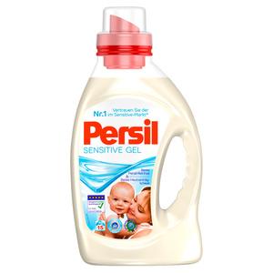 Persil              Sensitive Gel Flüssigvollwaschmittel