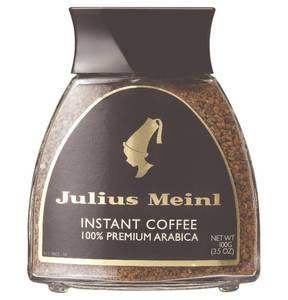 Julius Meinl   Instantkaffee 100g Glas