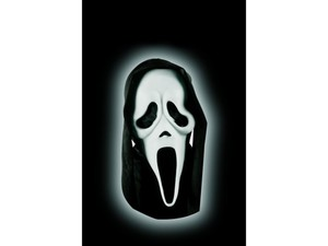 Scream Maske Latex