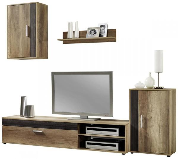 wohnwand lima von poco einrichtungsmarkt ansehen. Black Bedroom Furniture Sets. Home Design Ideas
