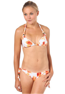 Ocean & Earth Tropique Bikini - Bikini Set für Damen - Orange