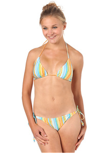Ocean & Earth Evening Star Bikini - Bikini Set für Damen - Blau