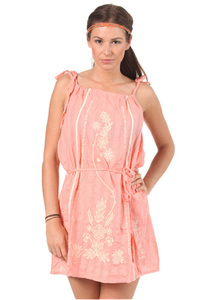 Ocean & Earth Summer - Kleid für Damen - Pink