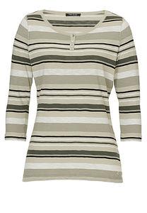 Betty Barclay - Damenshirt, Reed/White - Grün