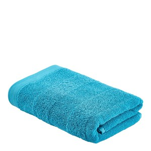 Handtuch, Blau, LINEA NATURA