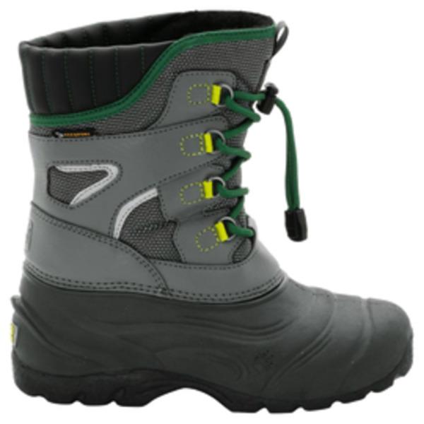 separation shoes ffbf5 f8593 Jack Wolfskin Wasserdichte Jungen Winterstiefel Boys Snow King Texapore 38  beech green