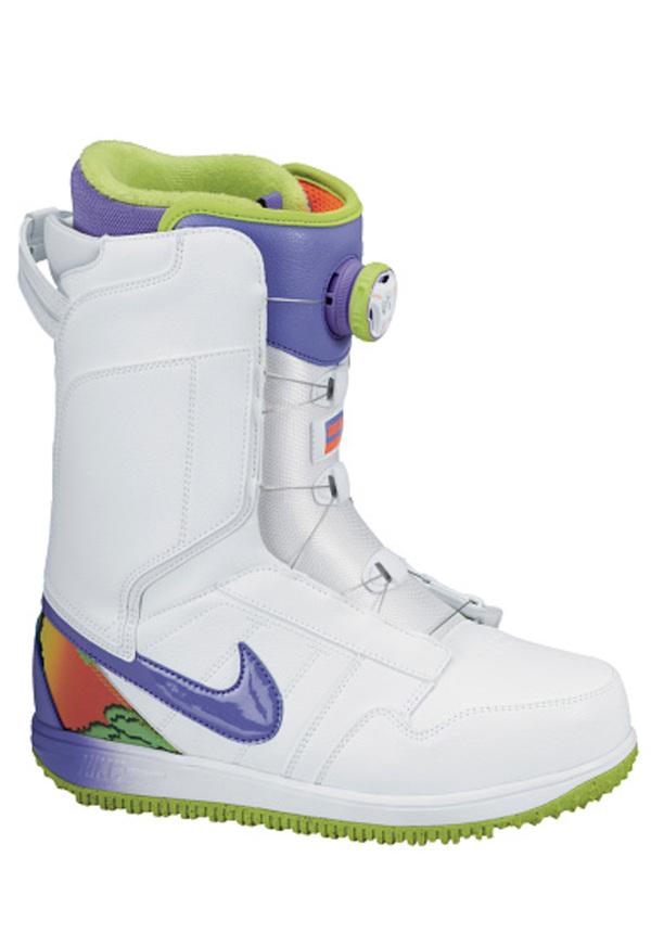 376b24ea95cd37 Nike SB Vapen X Boa - Snowboard Boots für Damen - Weiß von Planet ...