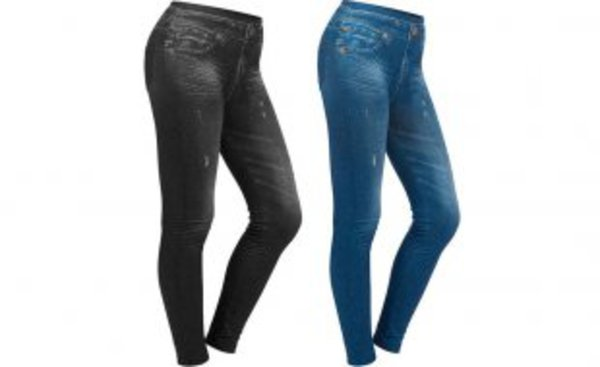 slimmaxx Jeans-Leggings